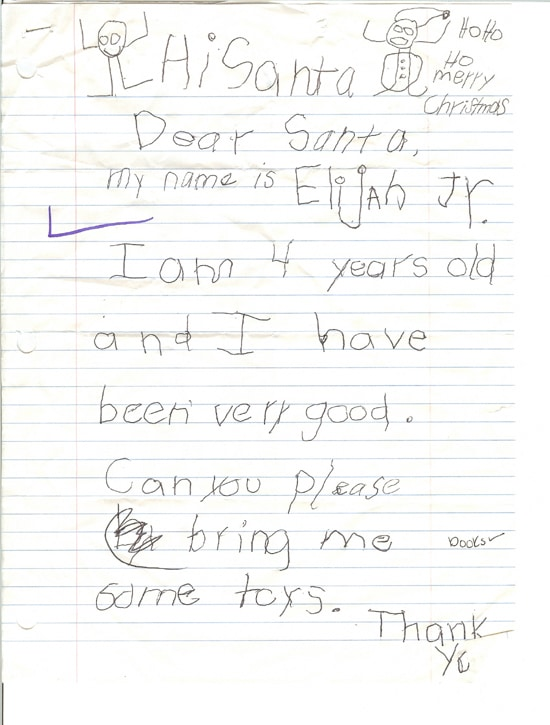 Real letters to santa claus from kids images photos scans of real letters real letters to santa spiritdancerdesigns Images